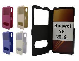 billigamobilskydd.se Flipcase Huawei Y6 2019