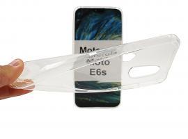 billigamobilskydd.se Ultra Thin TPU Kotelo Motorola Moto E6s