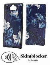 billigamobilskydd.se Skimblocker Design Magneettilompakko Sony Xperia 10