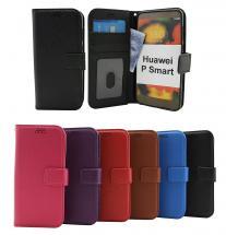billigamobilskydd.se Jalusta Lompakkokotelo Huawei P Smart (FIG-LX1)