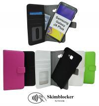 billigamobilskydd.se Skimblocker Magneettikotelo Samsung Galaxy J4 Plus (J415FN/DS)