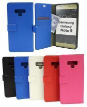 billigamobilskydd.se Jalusta Lompakkokotelo Samsung Galaxy Note 9 (N960F/DS)