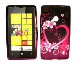 billigamobilskydd.se TPU Designcover Nokia Lumia 520