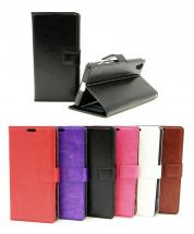 billigamobilskydd.se Crazy Horse Lompakko Sony Xperia X (F5121)
