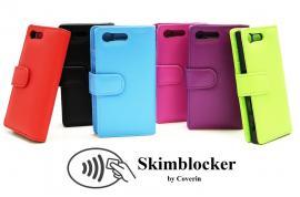 billigamobilskydd.se Skimblocker Lompakkokotelot Sony Xperia X Compact (F5321)