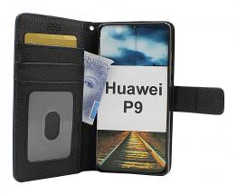 billigamobilskydd.se New Jalusta Lompakkokotelo Huawei P9