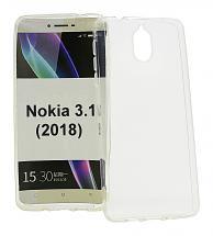 billigamobilskydd.se TPU-suojakuoret Nokia 3.1 (2018)