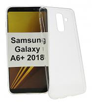 billigamobilskydd.se Ultra Thin TPU Kotelo Samsung Galaxy A6+ / A6 Plus 2018 (A605FN/DS)
