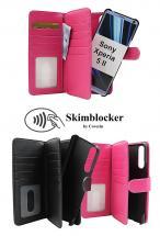 CoverIn Skimblocker XL Magnet Wallet Sony Xperia 5 II (XQ-AS52)