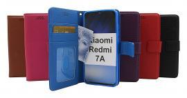billigamobilskydd.se New Jalusta Lompakkokotelo Xiaomi Redmi 7A