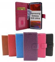 billigamobilskydd.se New Jalusta Lompakkokotelo Samsung Galaxy S20 Ultra (G988B)