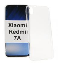 billigamobilskydd.se Ultra Thin TPU Kotelo Xiaomi Redmi 7A