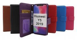 billigamobilskydd.se New Jalusta Lompakkokotelo Huawei Y5 2019
