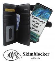 billigamobilskydd.se Skimblocker XL Magnet Wallet Samsung Galaxy M20 (M205F)