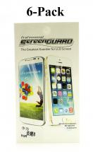 billigamobilskydd.se Kuuden kappaleen näytönsuojakalvopakett Huawei Honor 8