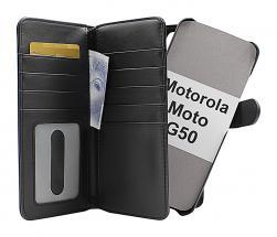 CoverIn Skimblocker XL Magnet Wallet Motorola Moto G50