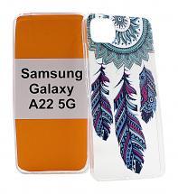 billigamobilskydd.se TPU-Designkotelo Samsung Galaxy A22 5G (SM-A226B)