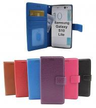 billigamobilskydd.se New Jalusta Lompakkokotelo Samsung Galaxy S10 Lite (G770F)