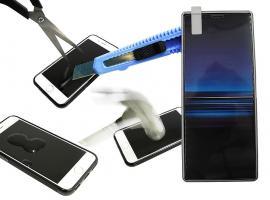 billigamobilskydd.se Näytönsuoja karkaistusta lasista Sony Xperia 1 (J9110)