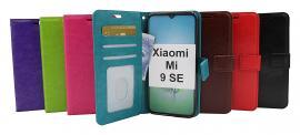 billigamobilskydd.se Crazy Horse Lompakko Xiaomi Mi 9 SE