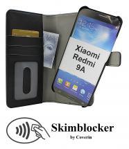 CoverIn Skimblocker Magneettikotelo Xiaomi Redmi 9A