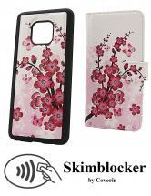 CoverIn Skimblocker Design Magneettilompakko Huawei Mate 20 Pro