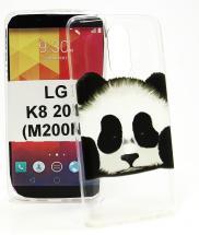 billigamobilskydd.se TPU-Designkotelo LG K8 2017 (M200N)