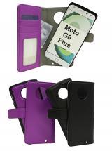 CoverIn Magneettikotelo Motorola Moto G6 Plus