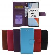 billigamobilskydd.se New Jalusta Lompakkokotelo OnePlus Nord N100