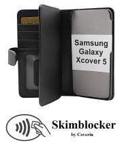 CoverIn Skimblocker XL Wallet Samsung Galaxy Xcover 5 (SM-G525F)