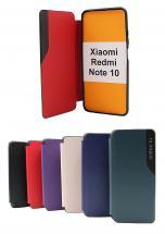 billigamobilskydd.se Smart Flip Cover Xiaomi Redmi Note 10