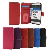 billigamobilskydd.se New Jalusta Lompakkokotelo Motorola Moto G6 Play