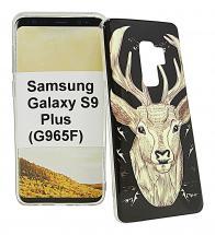billigamobilskydd.se TPU-Designkotelo Samsung Galaxy S9 Plus (G965F)