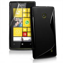 billigamobilskydd.se S-Line TPU-muovikotelo Nokia Lumia 520