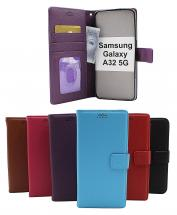 billigamobilskydd.se New Jalusta Lompakkokotelo Samsung Galaxy A32 5G (SM-A326B)