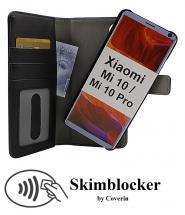 CoverIn Skimblocker Magneettikotelo Xiaomi Mi 10 / Xiaomi Mi 10 Pro