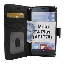 billigamobilskydd.se New Jalusta Lompakkokotelo Moto E4 Plus (XT1770 / XT1771)