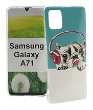 billigamobilskydd.se TPU-Designkotelo Samsung Galaxy A71 (A715F/DS)