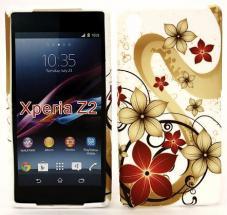 billigamobilskydd.se TPU Designcover Sony Xperia Z2 (D6503)