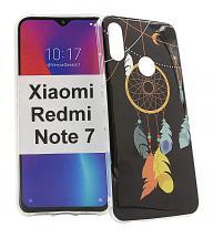 billigamobilskydd.se TPU-Designkotelo Xiaomi Redmi Note 7