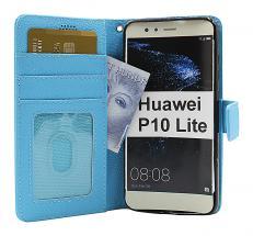 billigamobilskydd.se New Jalusta Lompakkokotelo Huawei P10 Lite