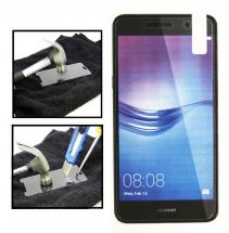 billigamobilskydd.se Näytönsuoja karkaistusta lasista Huawei Y6 2017 (MYA-L41)