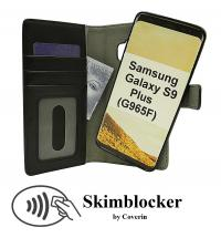 CoverIn Skimblocker Magneettikotelo Samsung Galaxy S9 Plus (G965F)