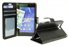 billigamobilskydd.se Crazy Horse Lompakko Sony Xperia Z3 Compact (D5803)