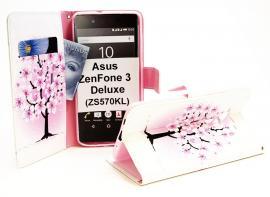 billigamobilskydd.se Kuviolompakko Asus ZenFone 3 Deluxe (ZS570KL)