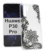billigamobilskydd.se TPU-Designkotelo Huawei P30 Pro (VOG-L29)