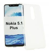 billigamobilskydd.se TPU-suojakuoret Nokia 5.1 Plus