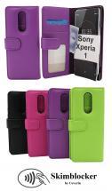 CoverIn Skimblocker Lompakkokotelot Sony Xperia 1 (J9110)