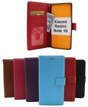 billigamobilskydd.se New Jalusta Lompakkokotelo Xiaomi Redmi Note 10