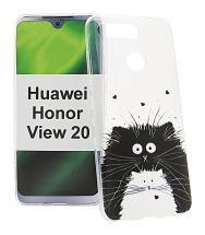 billigamobilskydd.se TPU-Designkotelo Huawei Honor View 20